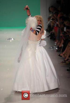 Betsey Johnson - Mercedes-Benz New York Fashion Week Spring 2015 - Betsey Johnson - Runway - New York, New York,...