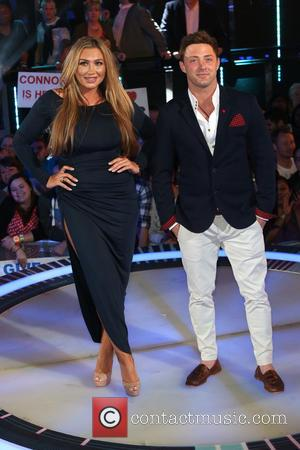 Lauren Goodger and Ricci Guarnaccio