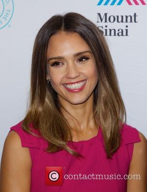 "Jessica Alba Opens Up About Being ""Kind Of Insecure"" Until Becoming A Mother"