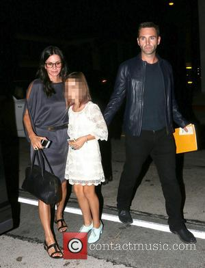 Courteney Cox Recalls Fiancé Johnny McDaid Proposing At Jennifer Aniston's Home