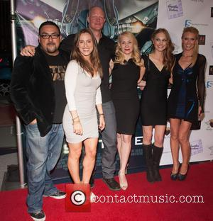 Christian Sesma, Derek Mears, Rochelle Vallese and Jennifer Cortese