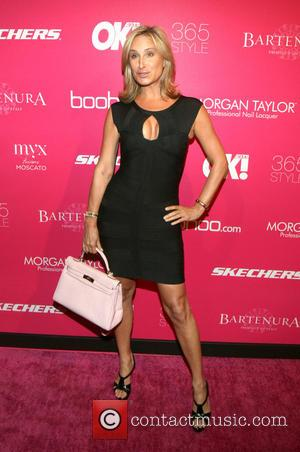 Sonja Morgan - OK! Magazine's 8th Annual New York Fashion Week celebration hosted by Nicky Hilton held at the VIP...