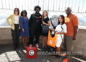 Lauren Bush, Lori Silverbush, Margarette Purvis, Questlove and Daphne Oz