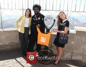 Lauren Bush, Lori Silverbush and Questlove