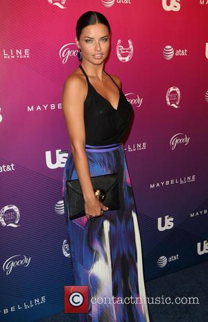 Adriana Lima - US Weekly 'Most Styllish New Yorker of 2014' held at Queen of The Night - Arrivals -...