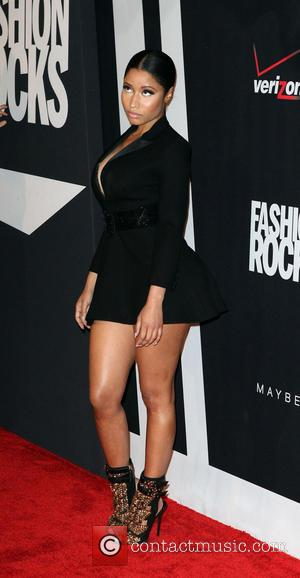 Nicki Minaj - Fashion Rocks 2014 at Barclays Center - Brooklyn, New York, United States - Wednesday 10th September 2014