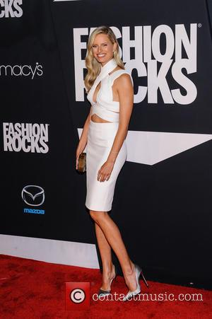 Karolina Kurkova - A variety of Stars attended the Fashion Rocks 2014 event at the Barclays Center in Brooklyn -...