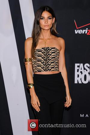 Lily Aldridge - A variety of Stars attended the Fashion Rocks 2014 event at the Barclays Center in Brooklyn -...
