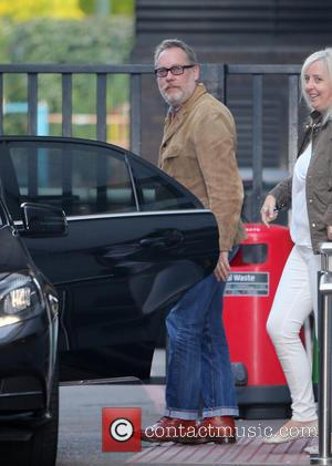 Vic Reeves - Vic Reeves outside the ITV studios - London, United Kingdom - Wednesday 10th September 2014