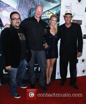 Christian Sesma, Derek Mears, Rochelle Vallese and Robert Davi