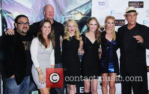 Christian Sesma, Jennifer Cortese, Derek Mears, Jenni Blong, Rochelle Vallese, Tonya Cornelissa and Robert Davi