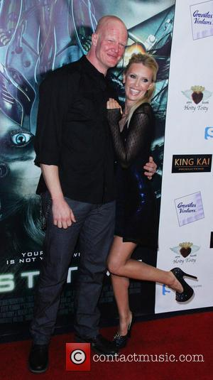 Derek Mears and Rochelle Vallese
