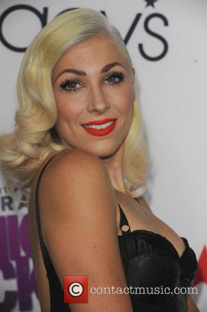 Bonnie McKee - Celebrities hit the red carpet for Glamorama Fashion Rocks presented by Macys Passport in Los Angeles, California,...