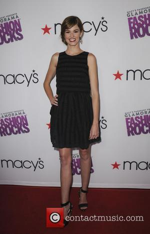 Rachel Melvin - Celebrities hit the red carpet for Glamorama Fashion Rocks presented by Macys Passport in Los Angeles, California,...