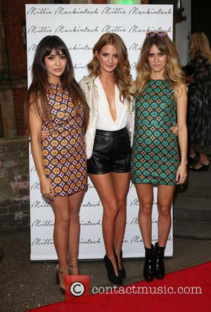 Zara Martin, Millie Mackintosh, Sunday Girl and Jade Williams