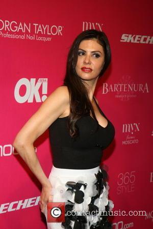 Adriana DeMoura - OK! Magazine's 8th Annual NY Fashion Week Celebration Hosted by Nicky Hilton Held at the VIP Room...
