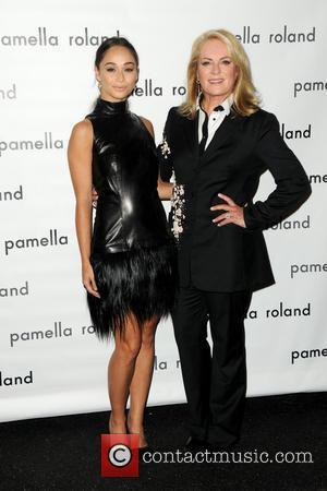 Cara Santana and Pamella Rolland