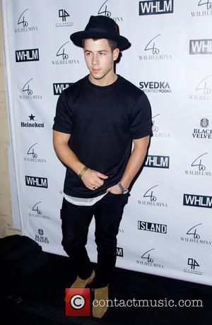 Nick Jonas - Wilhelmina models New York Fashion Week party at Location 05 in New York City - New York...
