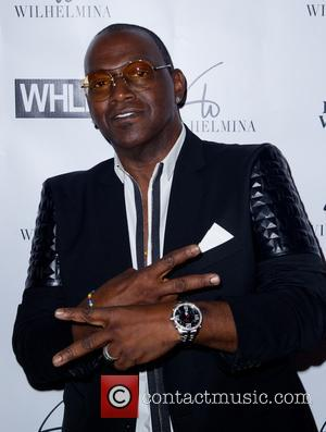 Randy Jackson - Wilhelmina models New York Fashion Week party at Location 05 in New York City - New York...