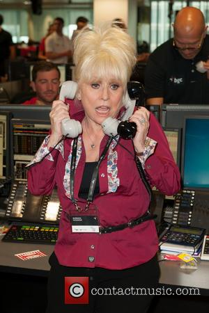 Barbara Windsor - A host of British Celebrities were helping out at the 2014 BGC Fundraising Day on the trading...