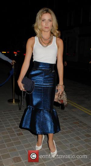 Annabelle Wallis - Celebrities including Natalie Joel from the hit UK reality TV show Made in Chelsea spotted at the...