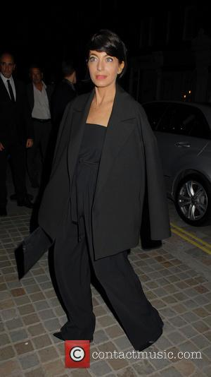 Claudia Winkleman - Celebrities including Natalie Joel from the hit UK reality TV show Made in Chelsea spotted at the...