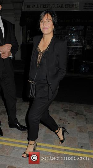 Sharleen Spiteri - Celebrities including Natalie Joel from the hit UK reality TV show Made in Chelsea spotted at the...