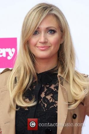 Hayley McQueen - Fearne Cotton presents her SS15 collection for very.co.uk - Arrivals - London, United Kingdom - Thursday 11th...