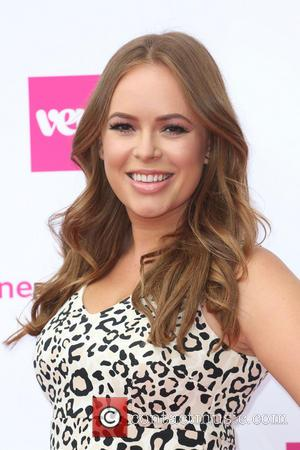 Tanya Burr - Fearne Cotton presents her SS15 collection for very.co.uk - Arrivals - London, United Kingdom - Thursday 11th...