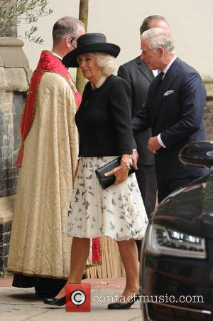 Camilla Duchess Of Cornwall, The Prince Of Wales and Prince Charles