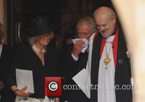 The Prince Of Wales, Camilla Duchess Of Cornwall and Prince Charles