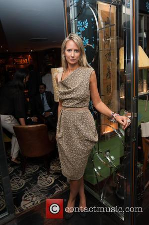 Lady Victoria Hervey - Elizabeth Emanuel held a VIP dinner at the Dorcester ahead of London's Fashion Week in which...