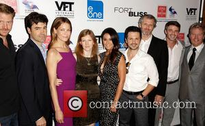 Dash Mihok, Ron Livingston, Michelle Monaghan, Claudia Myers, Emmanuelle Chriqui, Freddy Rodriguez, John Sullivan, Adam Silver and John Savage