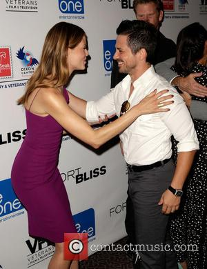 Michelle Monaghan and Freddy Rodriguez