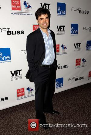 Ron Livingston - Stars attended a special screening of new war drama movie 'Fort Bliss' at the Director's Guild of...