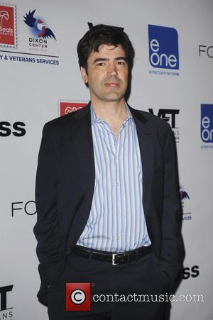 Ron Livingston - Special screening of 'Fort Bliss' - Arrivals - Los Angeles, California, United States - Thursday 11th September...
