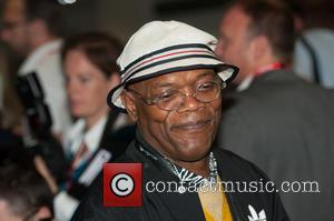 Samuel L. Jackson - A host of British Celebrities were helping out at the 2014 BGC Fundraising Day on the...