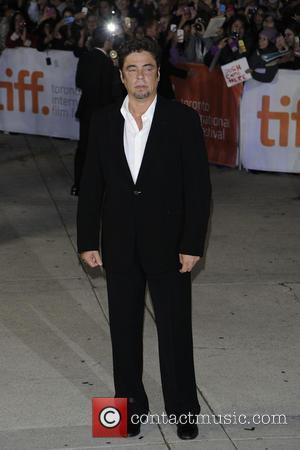 Benicio Del Toro - Stars attend the premiere of romantic thriller 'Paradise Lost' Toronto International Film Festival in Toronto, Canada...
