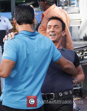 Bruno Tonioli and Mario Lopez