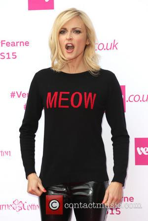 Fearne Cotton - Fearne Cotton presents her SS15 collection for very.co.uk - Arrivals - London, United Kingdom - Thursday 11th...