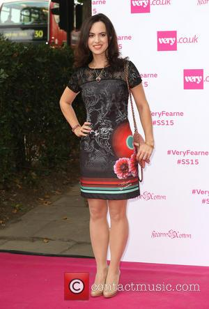 Sally Humphries - Fearne Cotton presents her SS15 collection for very.co.uk - Arrivals - London, United Kingdom - Thursday 11th...