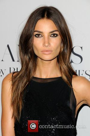 Lily Aldridge - Russell James'