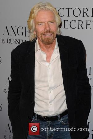 Richard Branson - Russell James'