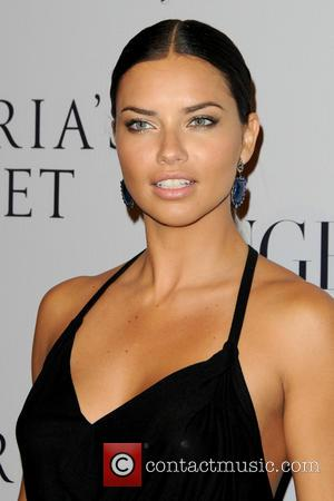 Adriana Lima - Russell James'