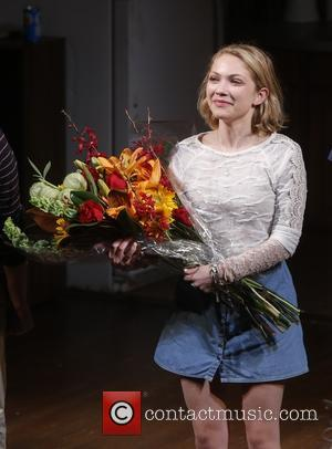 Tavi Gevinson - Opening night curtain call for 'This Is Our Youth' held at the Cort Theatre - New York,...