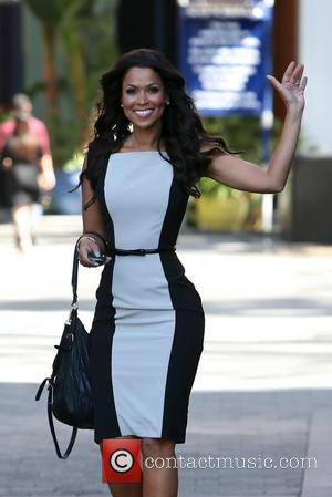 Tracy Edmonds - Tracey Edmonds at Universal on her way to the 'Extra' film set - Los Angeles, California, United...