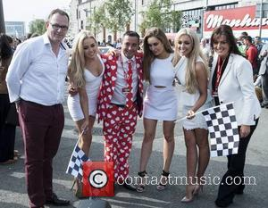 Alan Bannon, Nicola Hughes, Don O'neill, Rozanna Purcell, Rosanna Davison and Maree Gorman