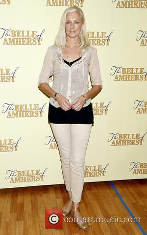 Joely Richardson - Meet and greet with 'The Belle of Amherst' star Joely Richardson, at Shetler Studios - Arrivals -...
