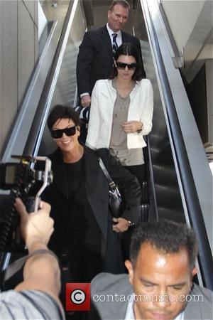 Kris Jenner and Kendal Jenner