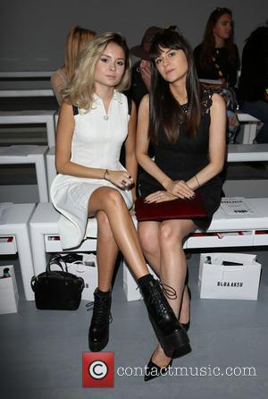 Lilah Parsons and Nina Nesbitt